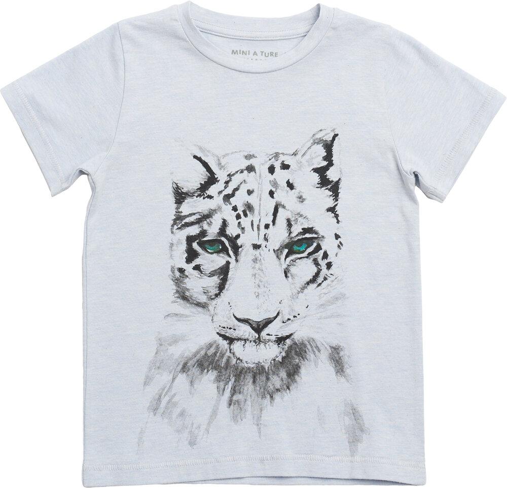 Mini A Ture Legolas T-Shirt - Celestial Blue/675 - Overdele - Mini A Ture