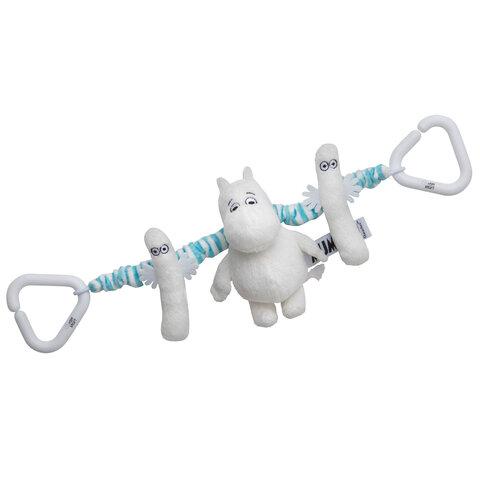 Barnevognskæde Moomin, Blå