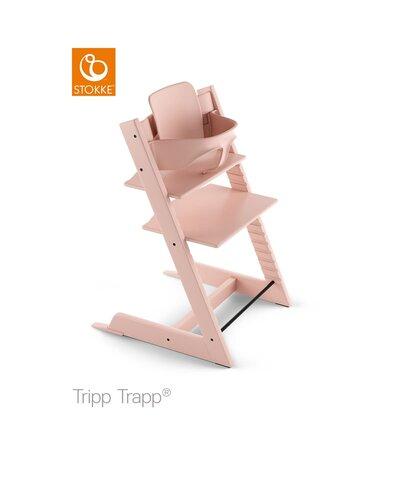 Babysæt til Tripp Trapp stol - Serene pink