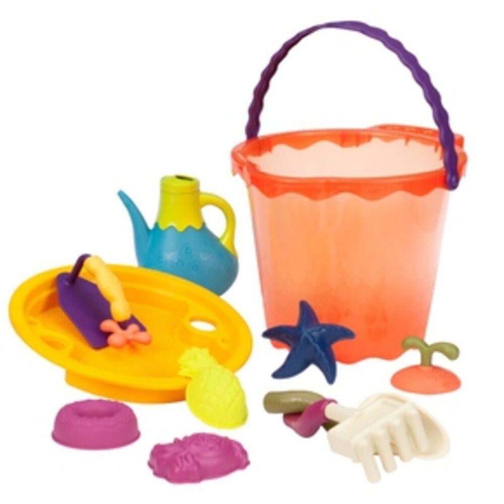 Image of   B Toys Spandsæt, Rød