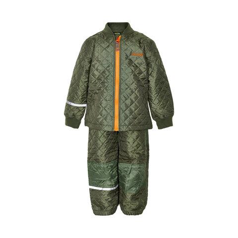 Basic Termotøj - Dusty Green 983