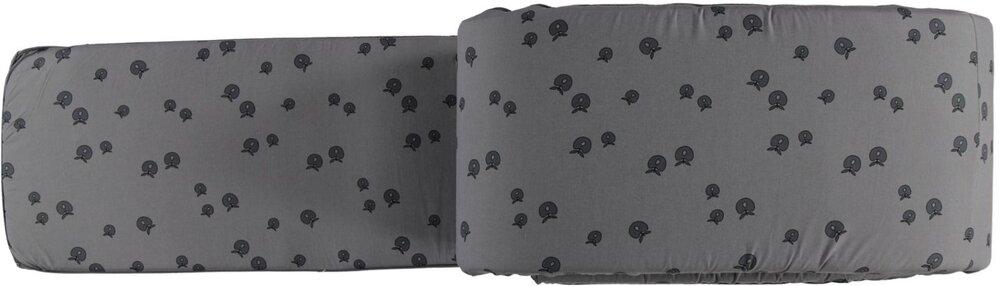 Småfolk Sengerand- Steel Grey - Sengerande & sengeheste - Småfolk