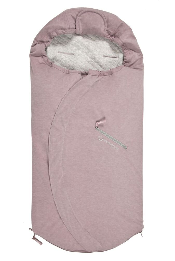 Image of   Easygrow Lite Kørepose - Pink Melange
