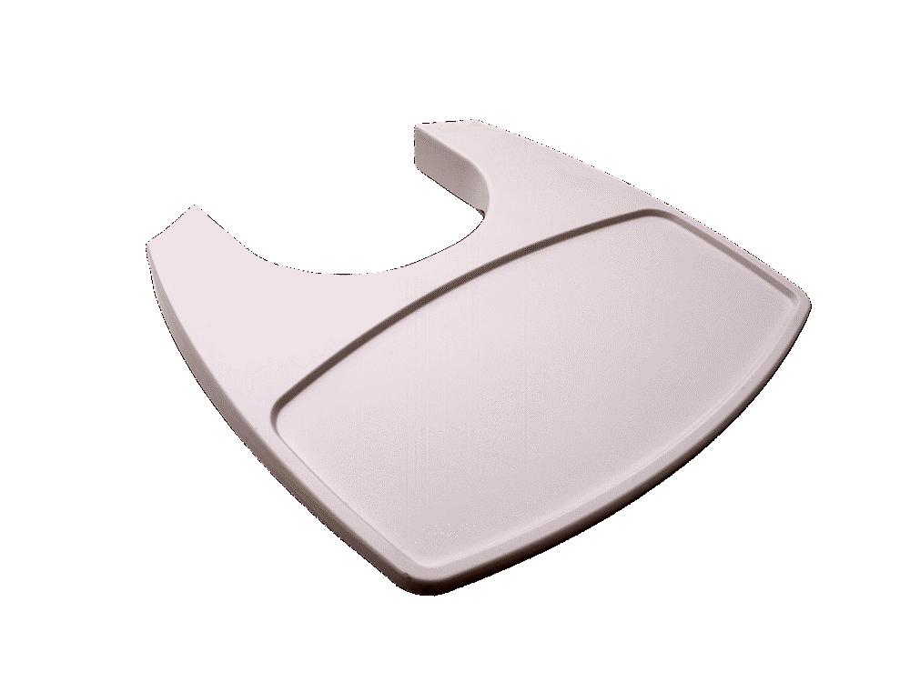 Image of   Leander®TrayTrayTM bakke til højstol - Hvid