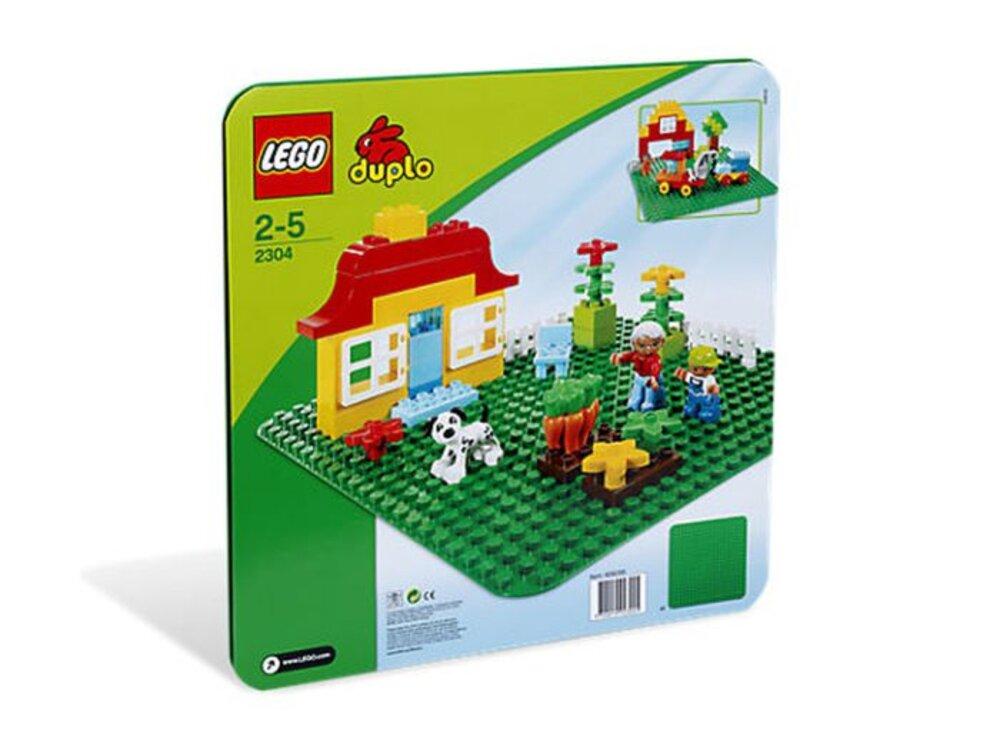 LEGO Large Gren Building Plate 2304 - Byggesæt & klodser - LEGO