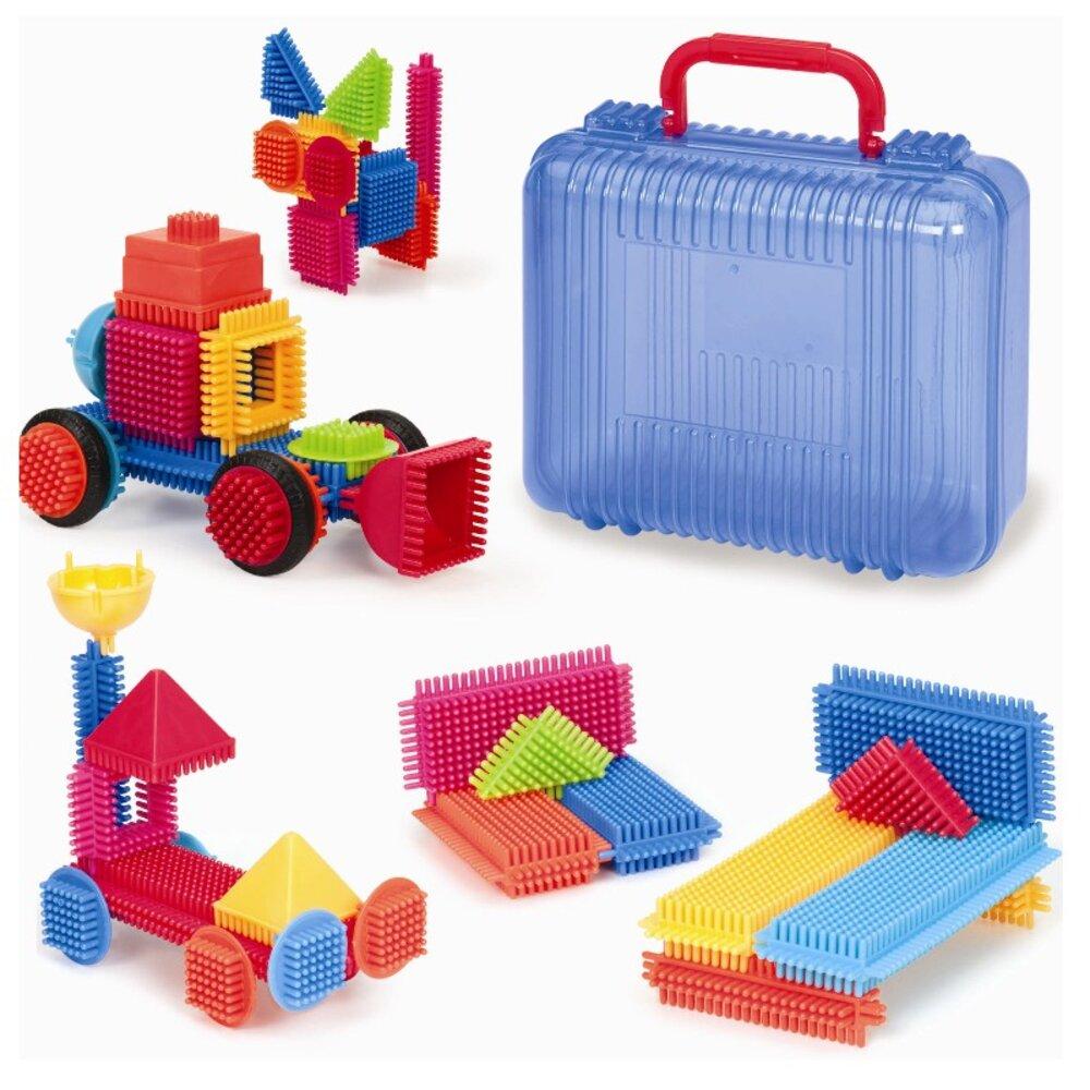 Image of B.Blocks Bristle Block 50 stk (1fb766e0-c37e-40be-84f1-0e4d2a93d71e)