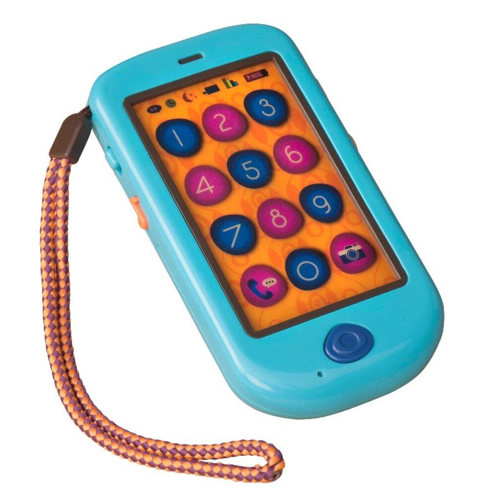 Image of   B Toys Hiphone - Telefon