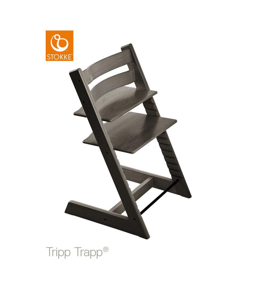 Image of TRIPP TRAPP® Højstol - Hazy Grey (bddfe1bc-7081-4e7c-a38f-85d960e34a92)