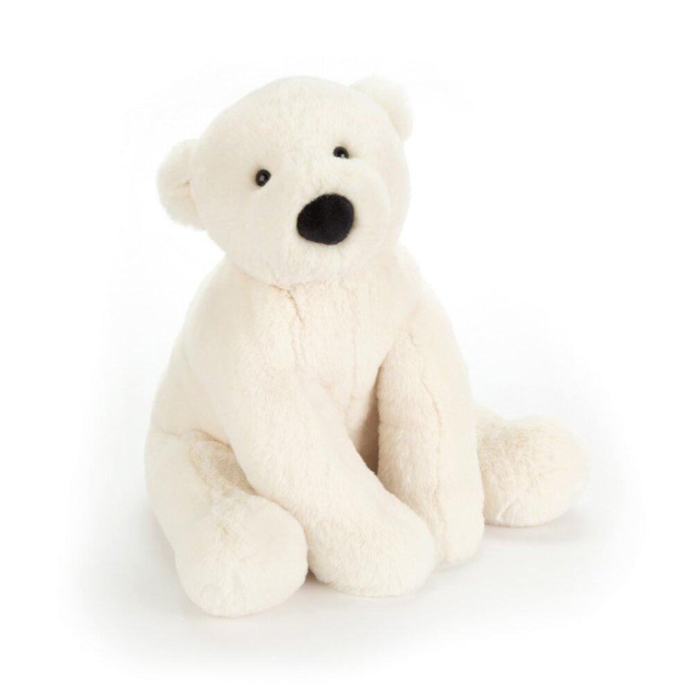 JellyCat Perry isbjørn, stor