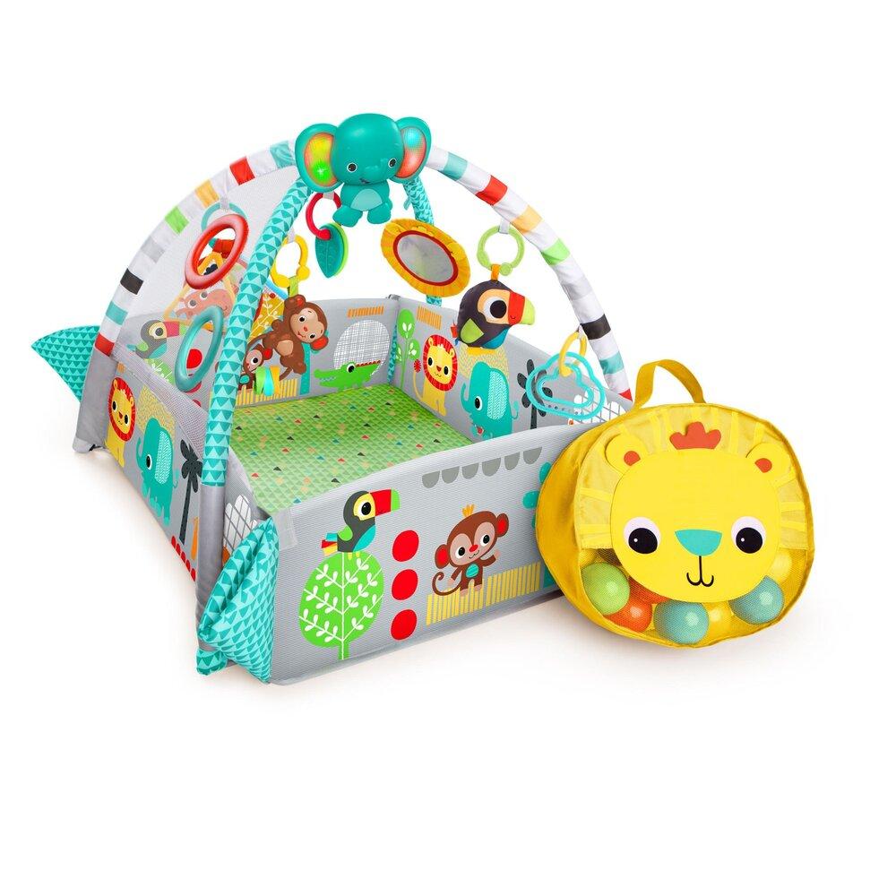 Bright Starts 5-i-1 Aktivitetsgym - Babylegetøj - Bright Starts