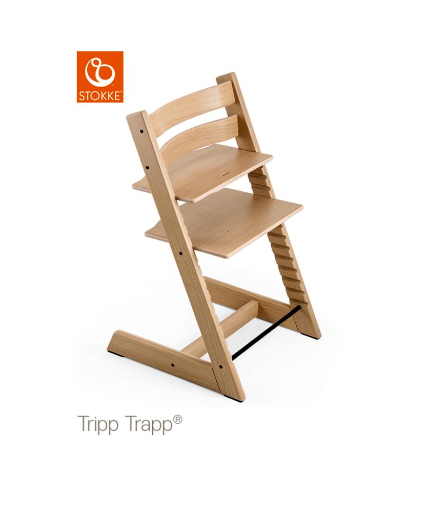 Image of TRIPP TRAPP® Højstol - Oak Natural (522803d4-4a0c-40d3-aded-37fbb8a16d9d)
