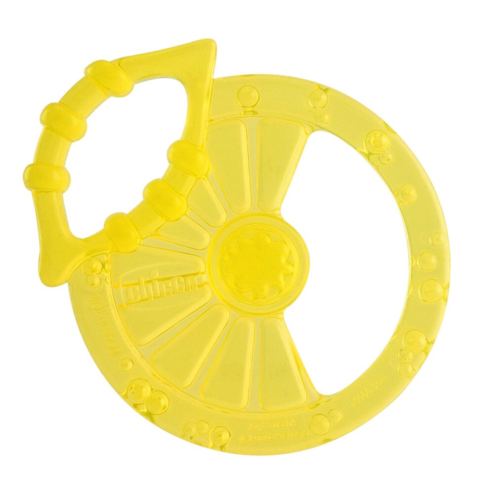 Image of   Chicco Bidering I Silicone - Citron & Druer