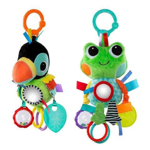 Barnevognslegetøj
