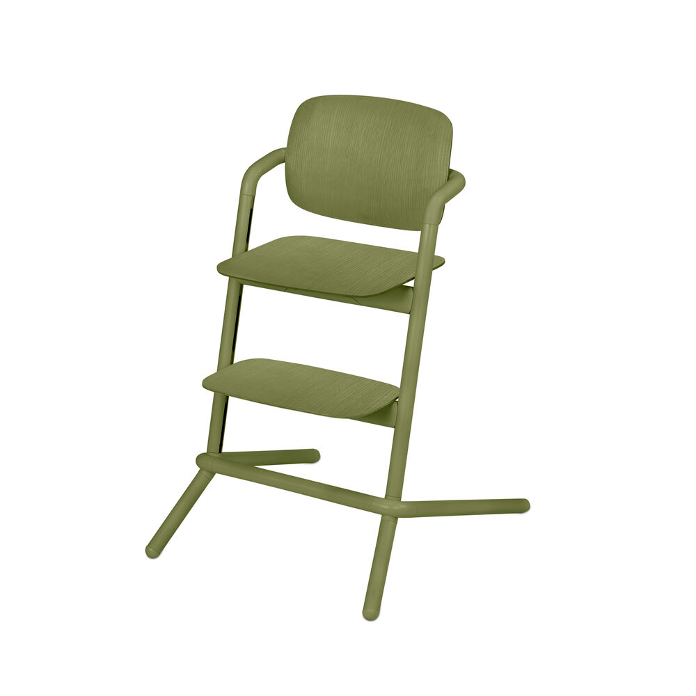 Image of   Cybex LEMO Højstol Wood - Outback Green