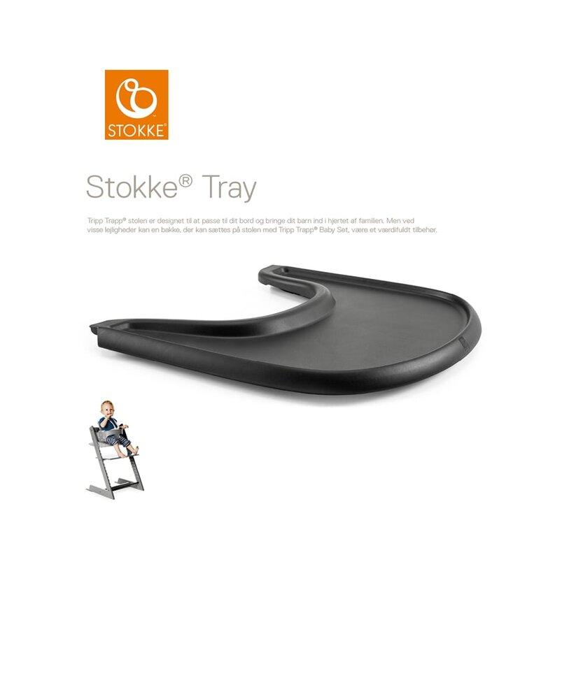 Image of TRIPP TRAPP® Stokke Bakke - Black (19288e5d-5ec5-4949-b70d-f8ac2e5099fb)