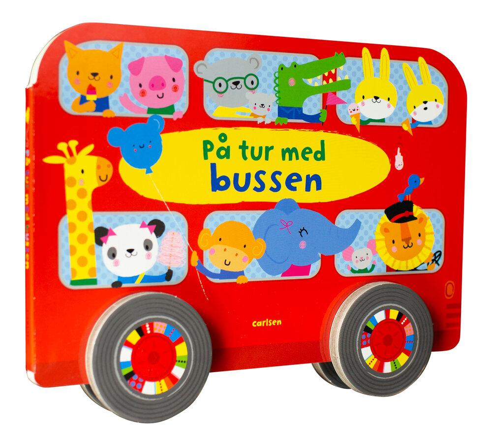 Image of Lindhardt og Ringhof På Tur Med Bussen (fa239c2b-119a-4178-a218-9e55011f2181)
