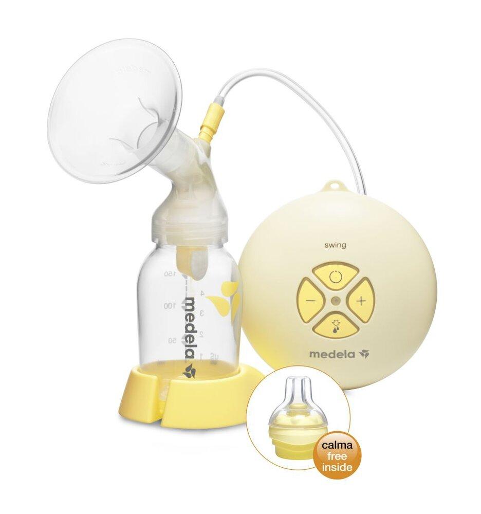 Image of Medela Swing Elektrisk Brystpumpe (3a45e50f-76d0-477b-8776-5bcd8c213928)