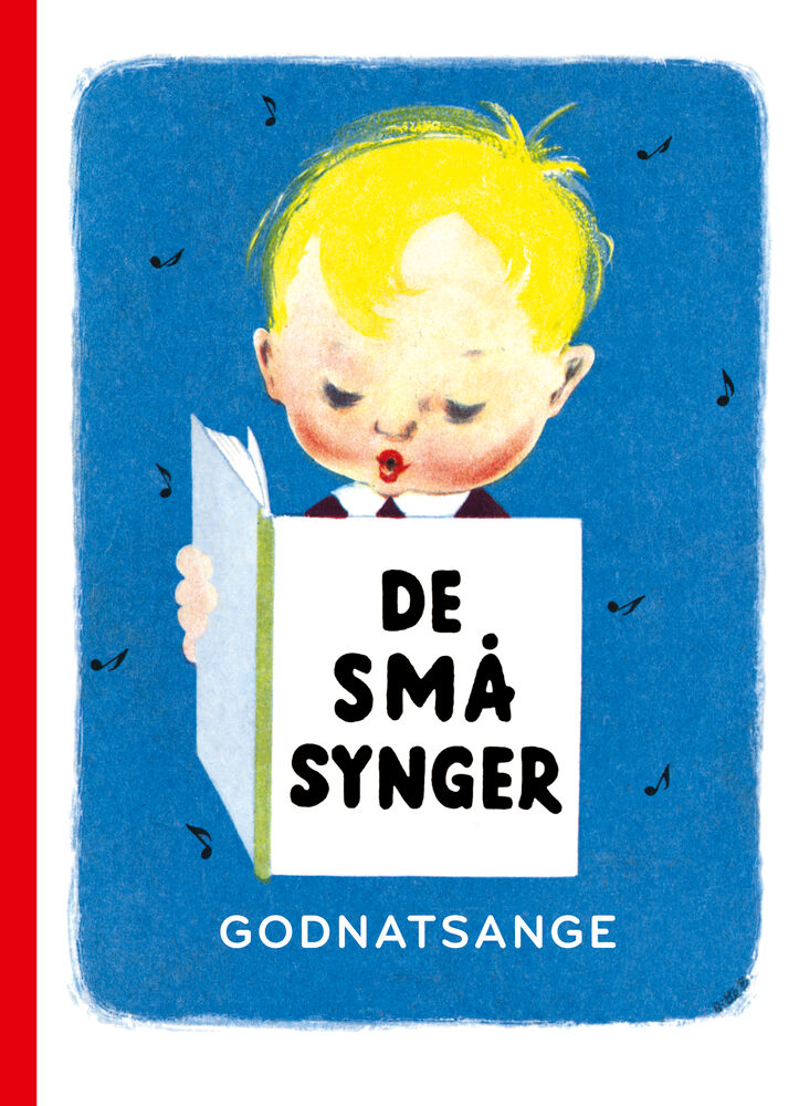 Rosinante De Små Synger - Godnatsange - Børnebøger - Rosinante