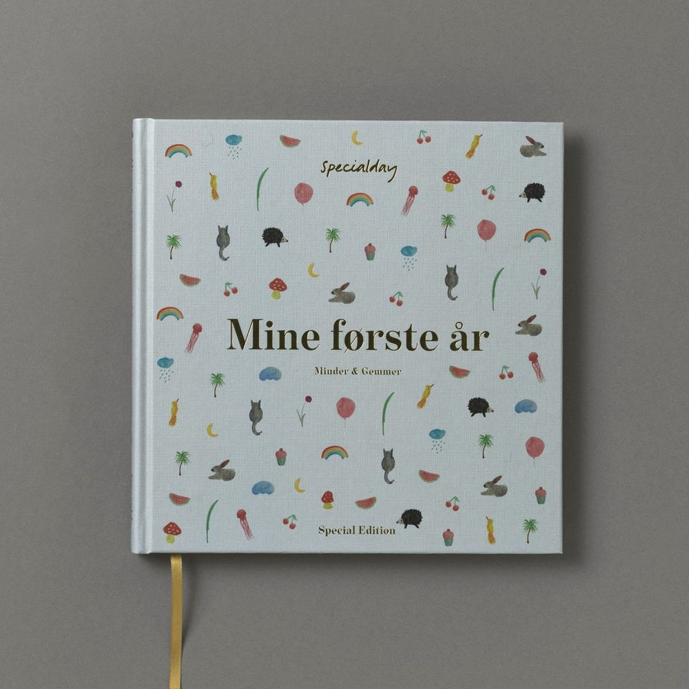 Specialday Mine Første År Special Edition - Dreng