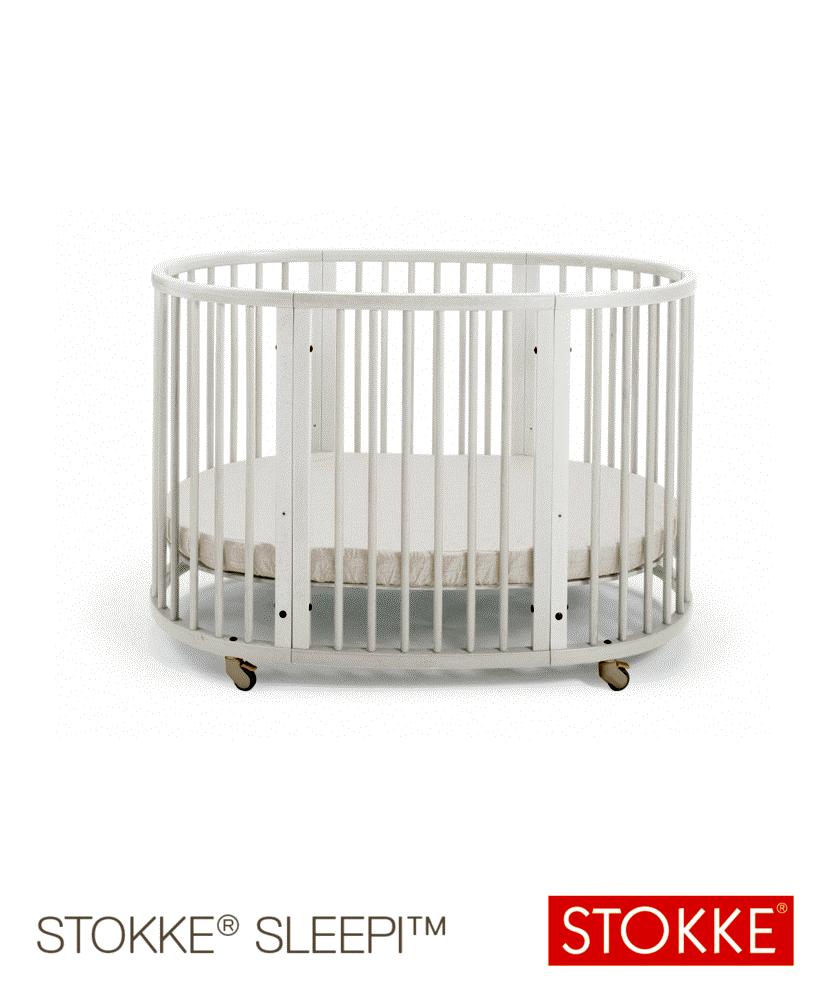 Image of Stokke® Sleepi™ Seng - White (aa8e38f6-2330-4222-ab0e-6166cdc11331)
