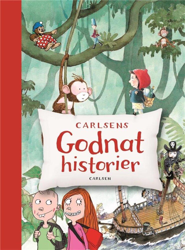 Lindhardt og Ringhof Carlsens Godnathistorier - Børnebøger - Lindhardt og Ringhof