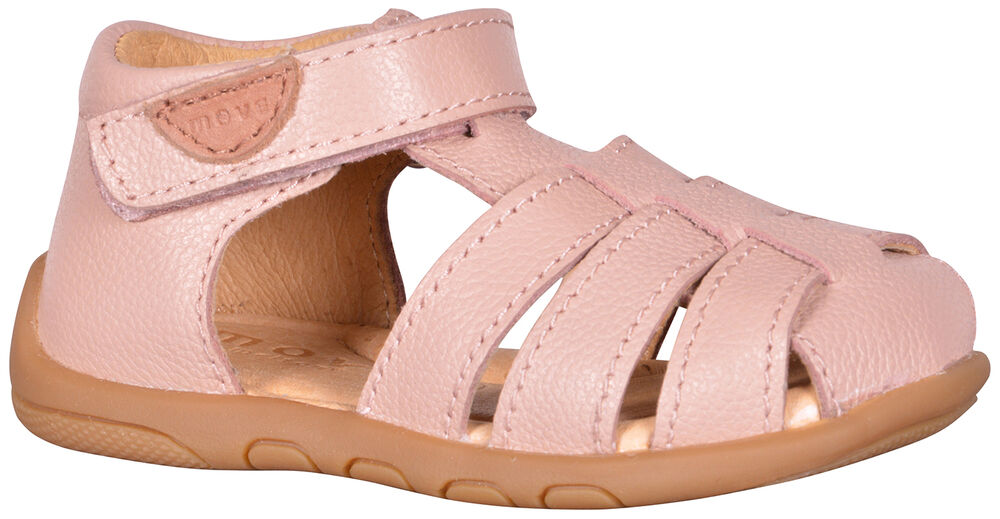 Image of Move Sandal Med Velcrolukning - 501 (a14c329f-6931-4820-bd10-9000cc8726bc)