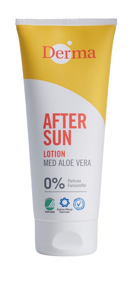 Image of   Derma Aftersunlotion