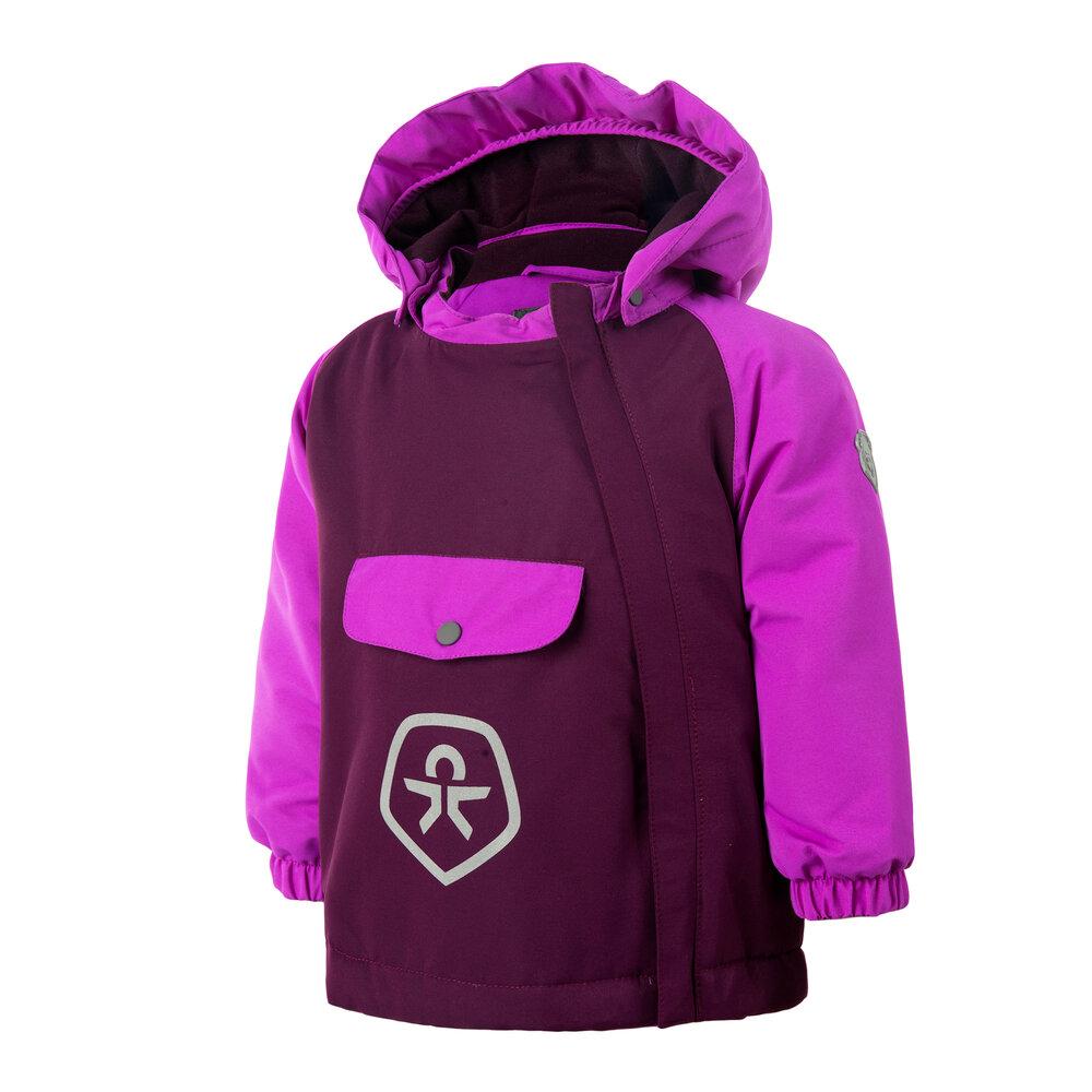 Image of Color Kids Raido mini polstret jakke - Purple cactus/04144 (7b44edbf-6dcf-4016-b59a-2cd604a01509)