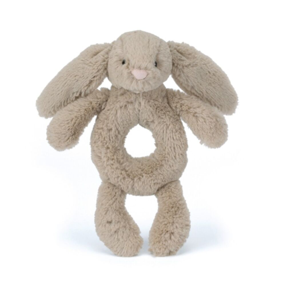 Image of JellyCat Kanin Rangle - Beige (bed77b00-d098-4c78-ae77-19905df4d6ee)