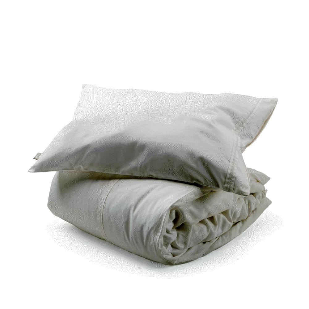 Stokke® Sleepi™ JR Sengetøj - Hvid - Dyne & pudebetræk - Stokke®