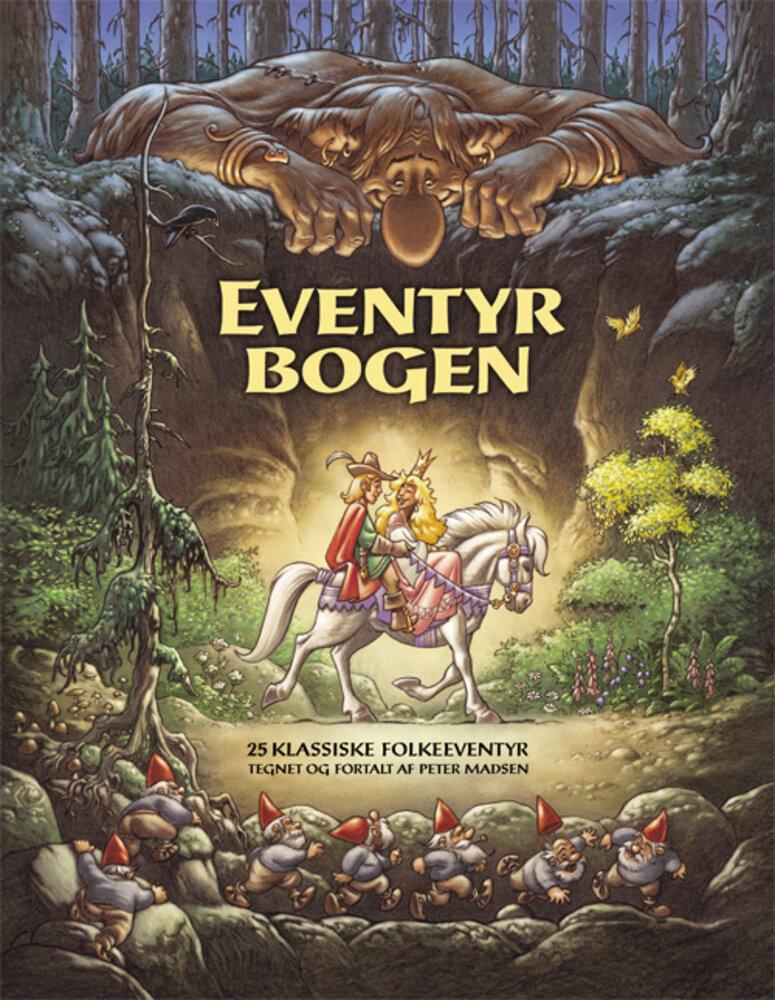 Image of   Alvilda Børnebog - Eventyrbogen