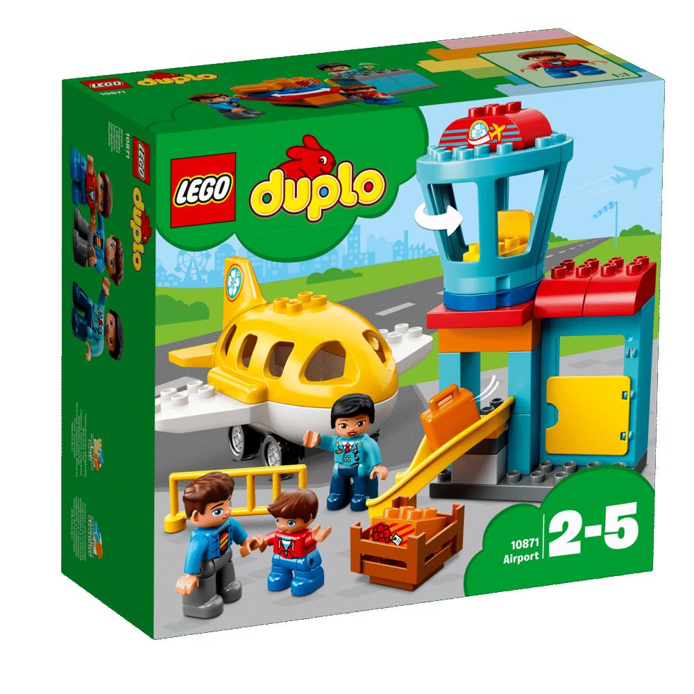 LEGO Lufthavn 10871 - Byggesæt & klodser - LEGO