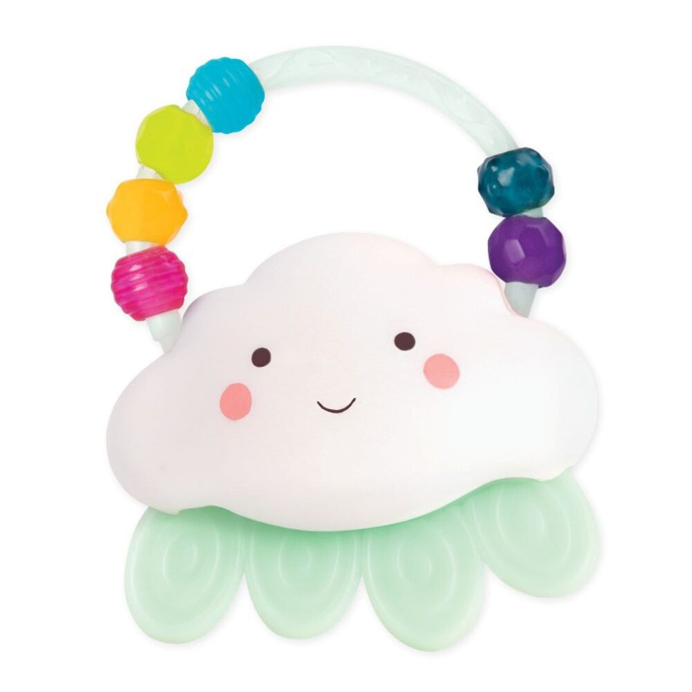 Image of   B Toys Rain-glow squeeze rangle