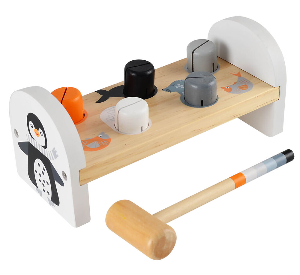 Magni Hammerbræt FSC - Trælegetøj - Magni