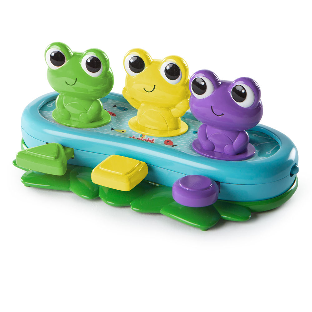 Image of   Bright Starts Bop & Giggle Frogs