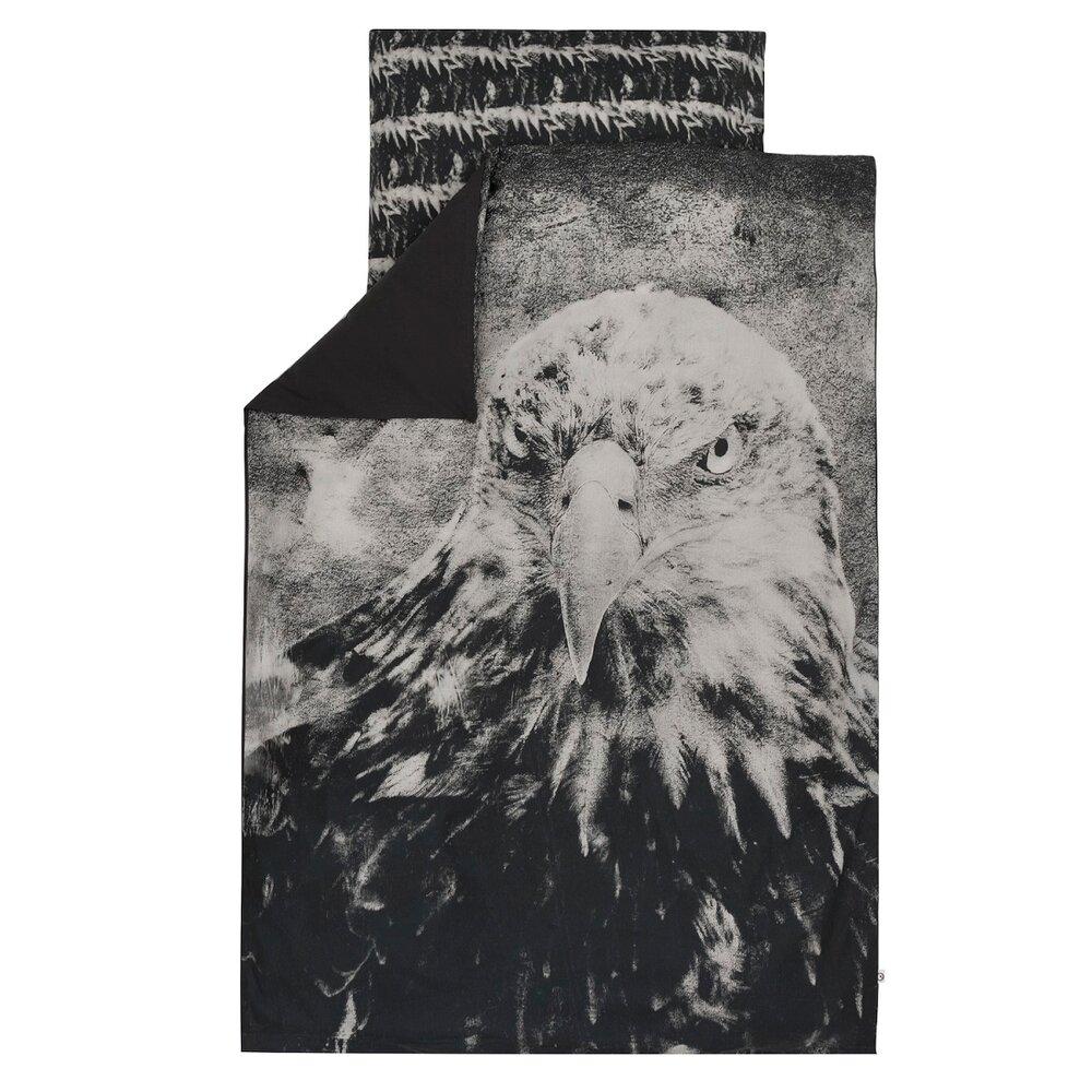 Müsli Spicy Eagle Sengetøj Baby - Grey - Dyne & pudebetræk - Müsli