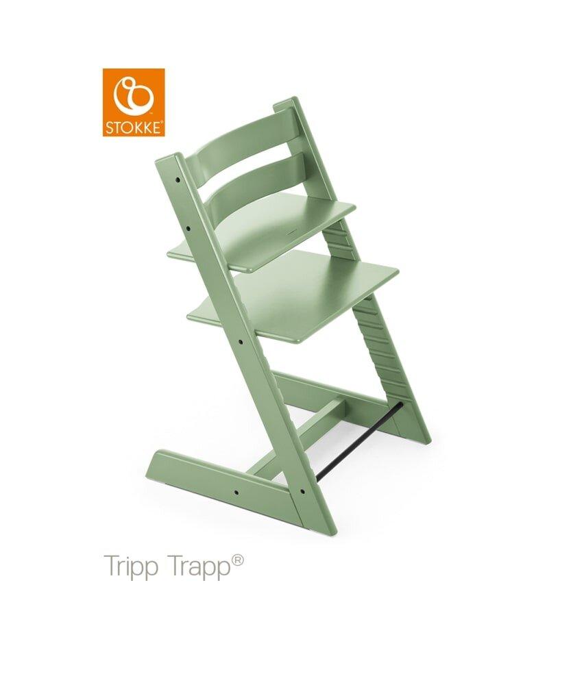 Image of TRIPP TRAPP® Højstol - Moss Green (05dd9775-02bc-482d-937b-f70a46ddefa7)