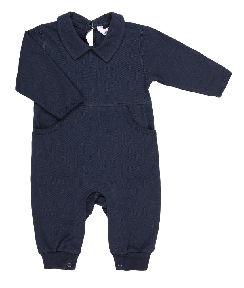 Image of   Joha Heldragt - Jumpsuit - Navy/413