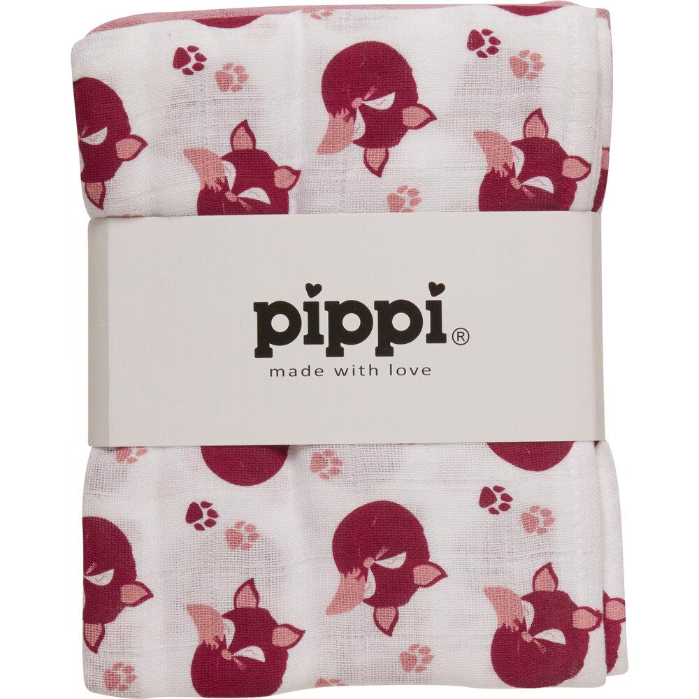 Pippi Stofbleer Med Print (8-pak) - 506 thumbnail