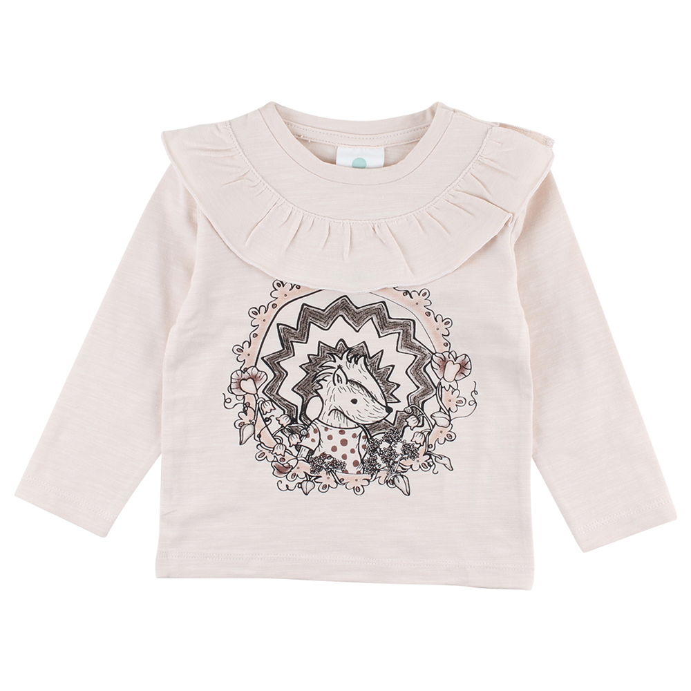 Image of   En Fant Gate Langærmet T-Shirt - 02-17 Shell