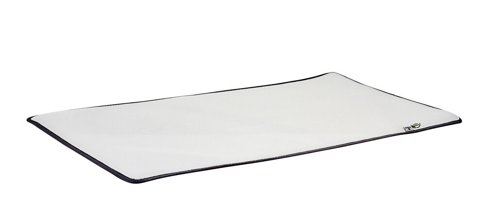Image of Dream-Safe DreamSafe Topmadras 70x160 cm - Hvid (83a8596f-69a7-407f-9962-74f2bbb476b0)