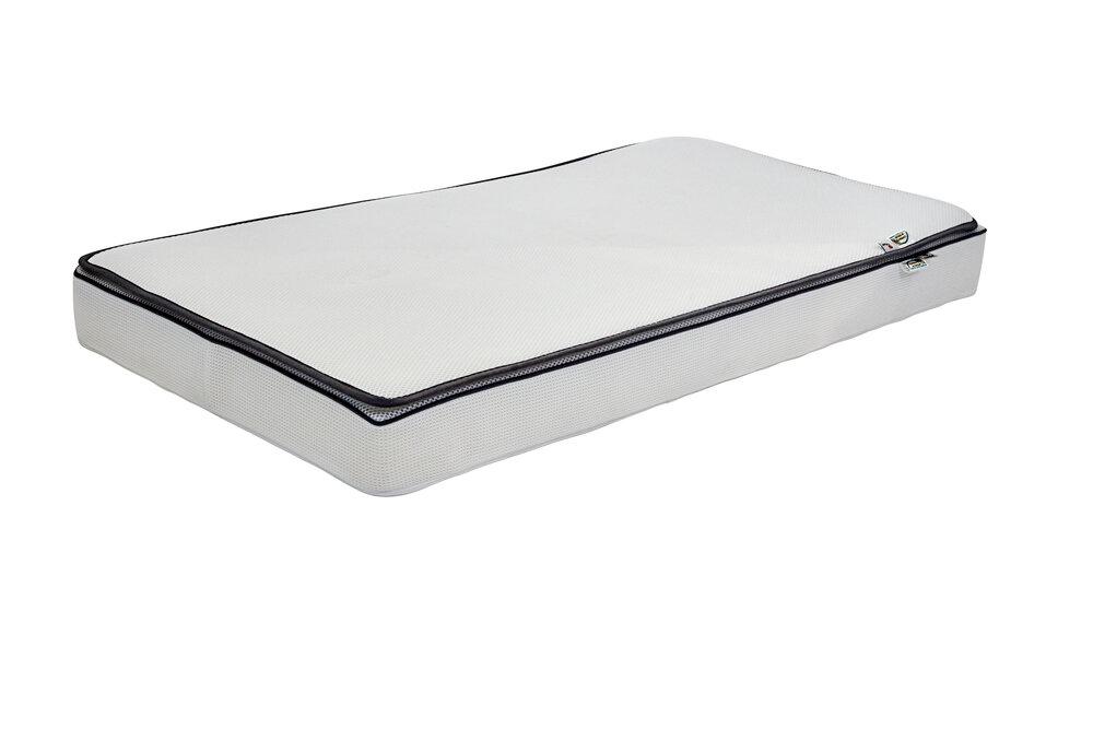 Image of Dream-Safe DreamSafe Madras 60x120cm - Inklusiv Topmadras - Hvid (b620a4e6-e97a-4ba0-994b-cb0ab539324e)