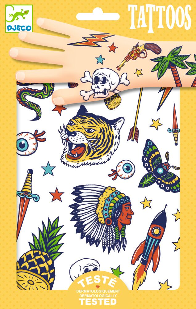 Image of   Djeco Tattoos, Bang Bang