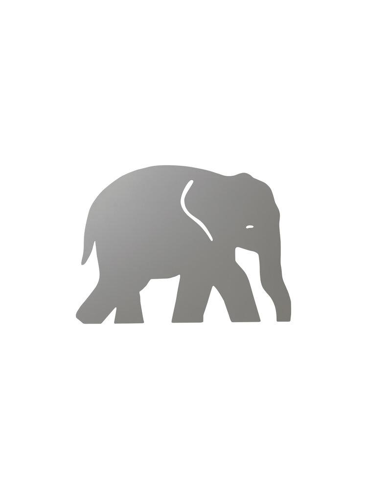 Image of ferm Living Elephant Lampe Grå (f517cc99-1b5e-4b82-8015-a629239d4609)