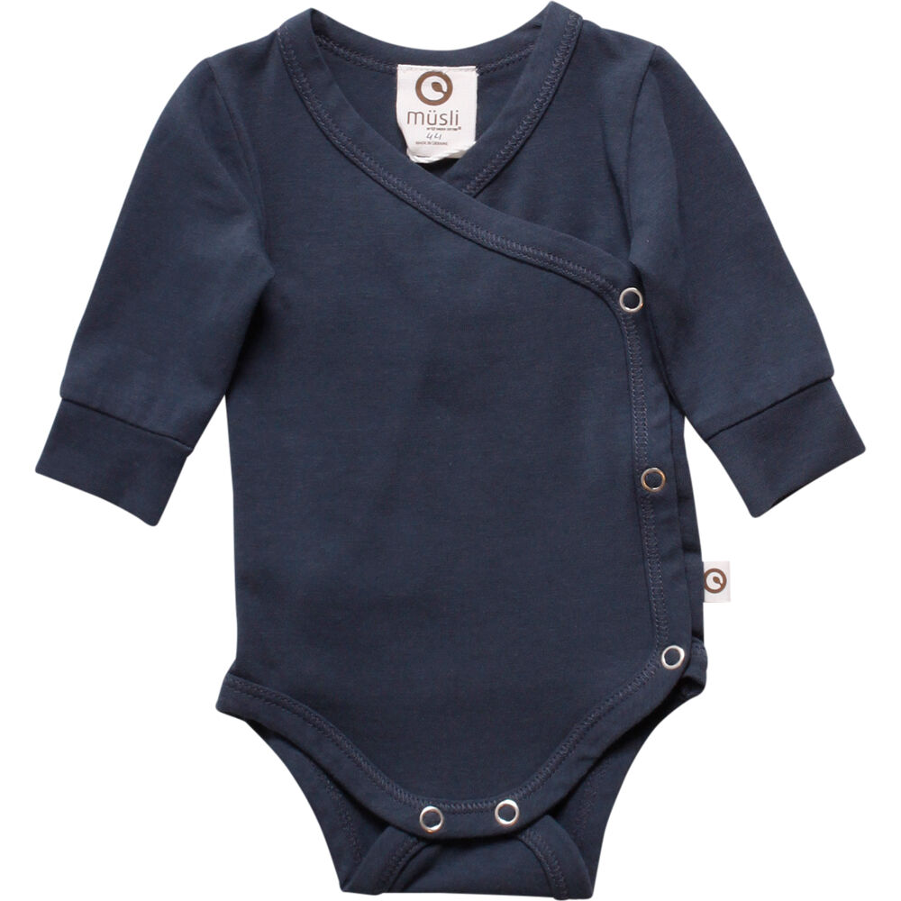 Müsli Mini Me Body - Midnight - Premature babytøj - Müsli
