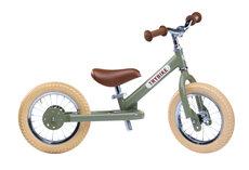 Trybike 2-Hjul, Grøn