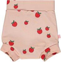 Blebadebukser, Høj Talje, UV50 - Pink Æble