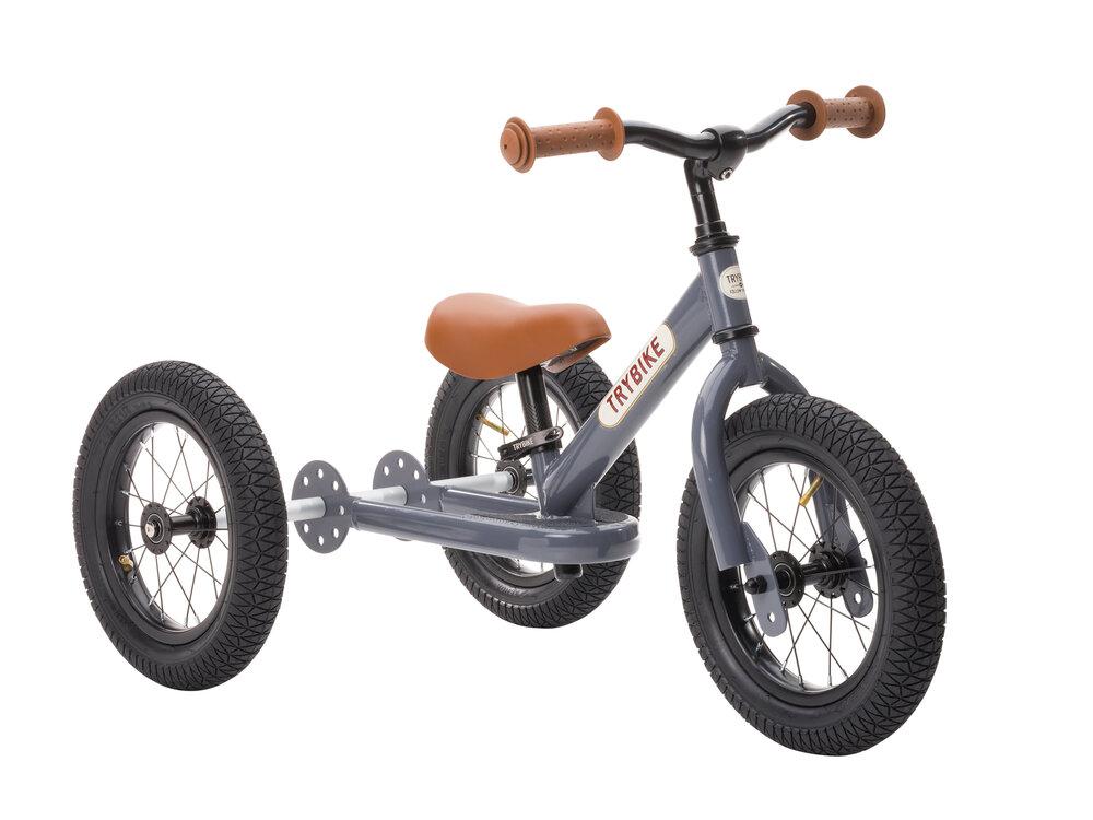 Trybike 3-Hjul, Antracitgrå thumbnail