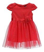 Baby Julekjole - Rød