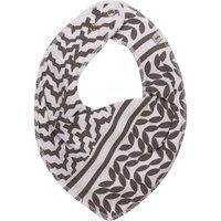 Tørklæde-Smæk - White 100